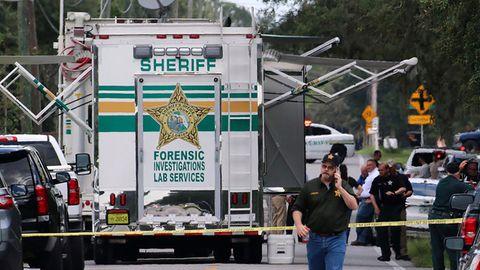 Florida: Sie flehten vergeblich um ihr Leben: Ex-Scharfschütze tötet Baby und drei Erwachsene