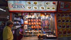 Hawker Chan in Singapur