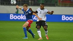 Ridle Baku absolvierteder in der vergangenen Saison alle 34 Bundesliga-Spiele