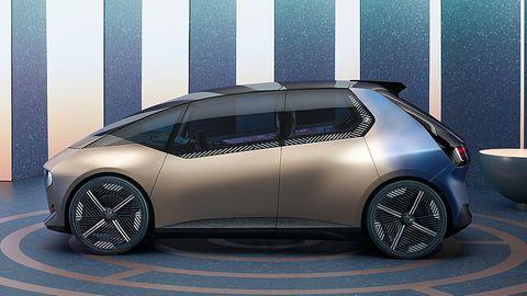 BMW i Vision Circular IAA 2021
