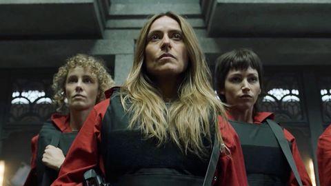 """Netflix: """"Haus des Geldes"""" –Neuer Trailer"""