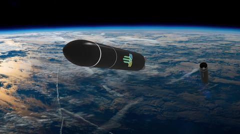 Starten die nächsten Raketen ins All aus der Nordsee?