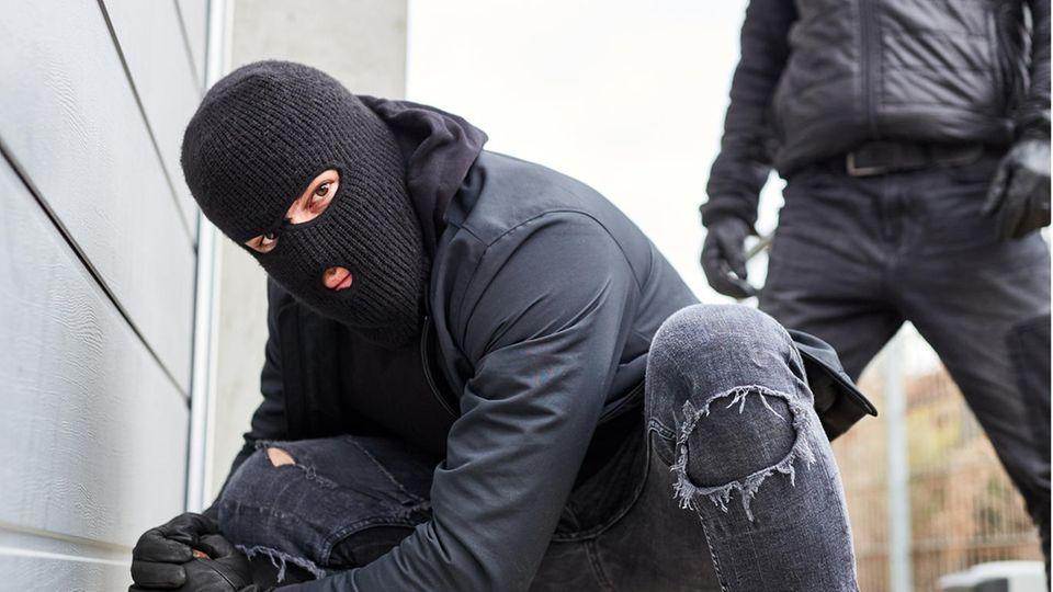 Einbrecher haben eigene Codes für ihr schmutziges Geschäft