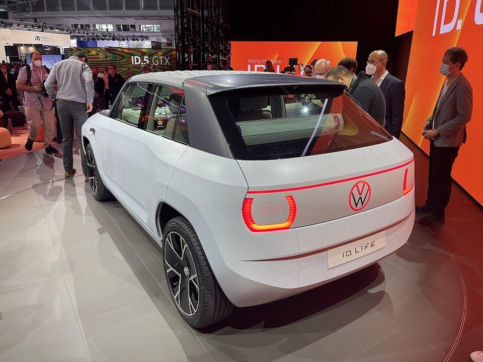 VW ID. Life 2021