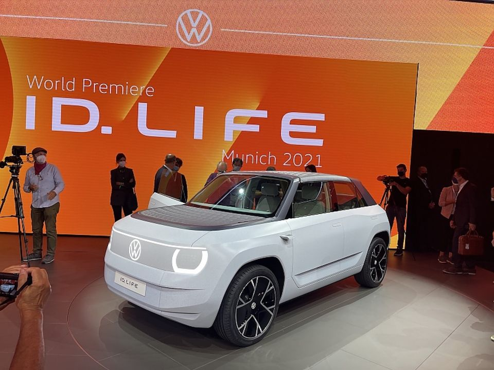 VW ID. Life