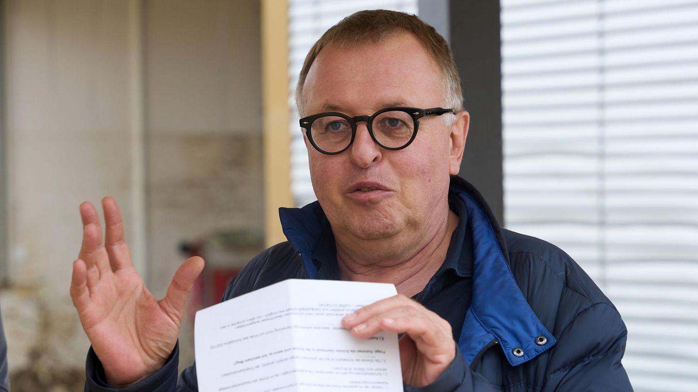 Jürgen Pföhler, Landrat in Ahrweiler, hat die dauerhafte Dienstunfähigkeit beantragt