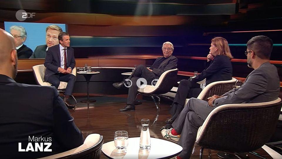 TV-Kritik Markus Lanz