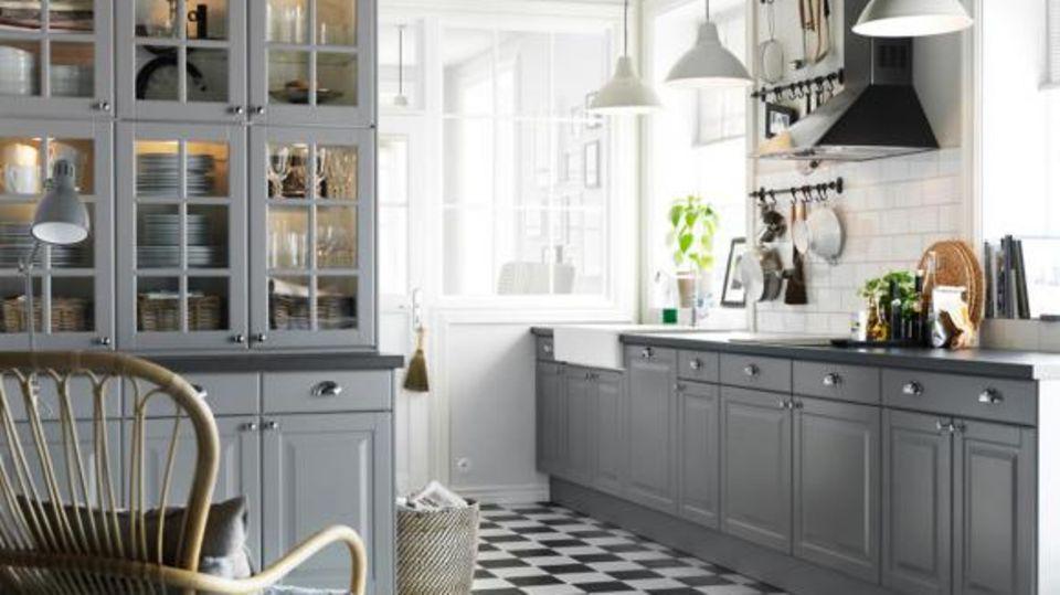 Ikeas Method-Küchensystem mit Bobdyn-Fronten