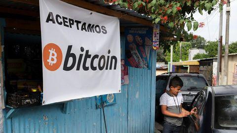 Selbst kleine Läden akzeptieren nun Bitcoin