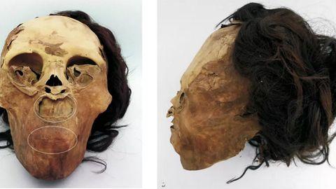 Diuese Frau wurde schwer gefoltert, bevor sie starb.