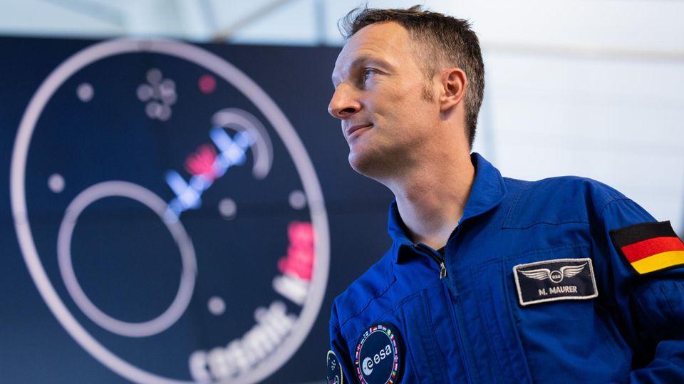 """Deutschlands nächster ISS-Astronaut Matthias Maurer: """"Was war eigentlich das Härteste an der Ausbildung?"""""""