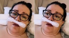 """""""Habe zu lange gewartet"""": Ungeimpfte TikTokerin stirbt an Corona"""
