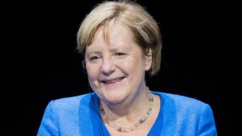 Angela Merkel gibt private Einblicke