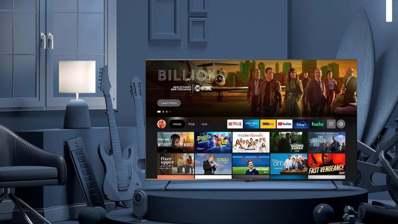 Die neuen Geräte sind die ersten Fernseher in Amazons-Fire-TV-Familie