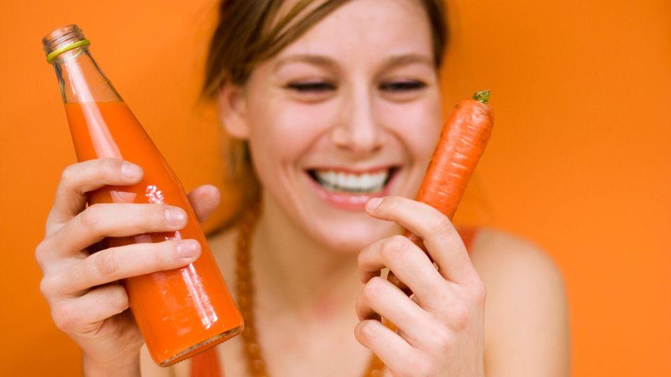 Je unverarbeiteter ein Lebensmittel desto niedriger der Anteil an verwertbaren Kalorien