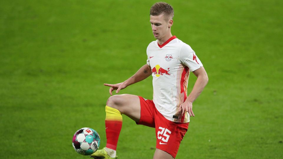 Dani Olmo RB Leipzig