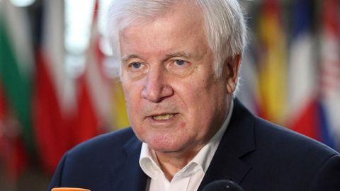 Innenminister Horst Seehofer (CSU) brauchte besonders viele neue Mitarbeiter