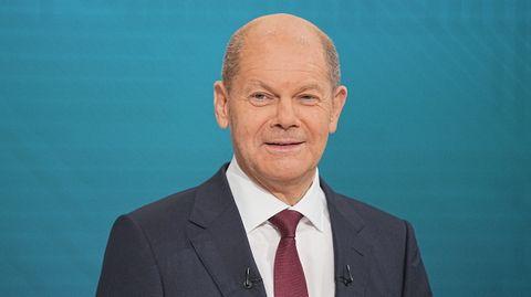 Er hat erneut die meisten Zuschauer:innen überzeugt: SPD-Kanzlerkandidat Olaf Scholz