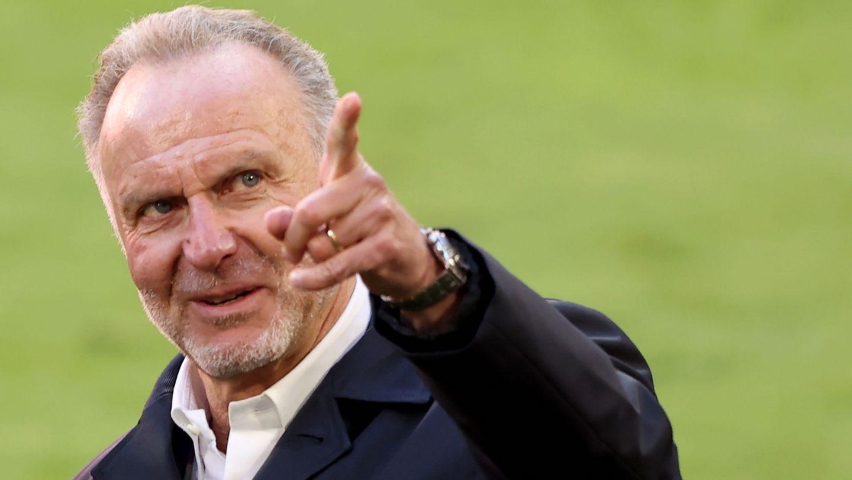 Karl Heinz Rummenigge Bayern Munchen 2021