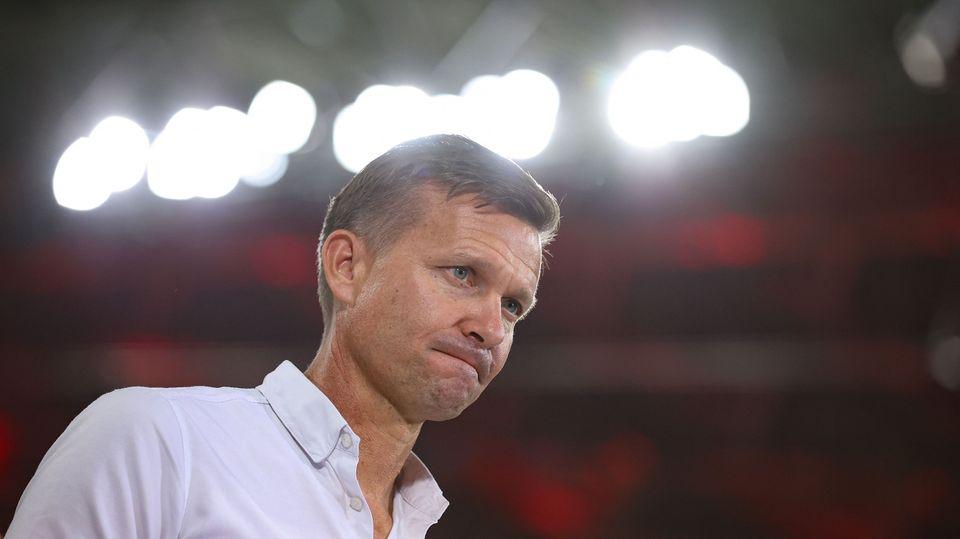 Jesse Marsch RB Leipzig 2021