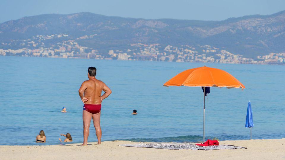 Platja de Palma auf Mallorca
