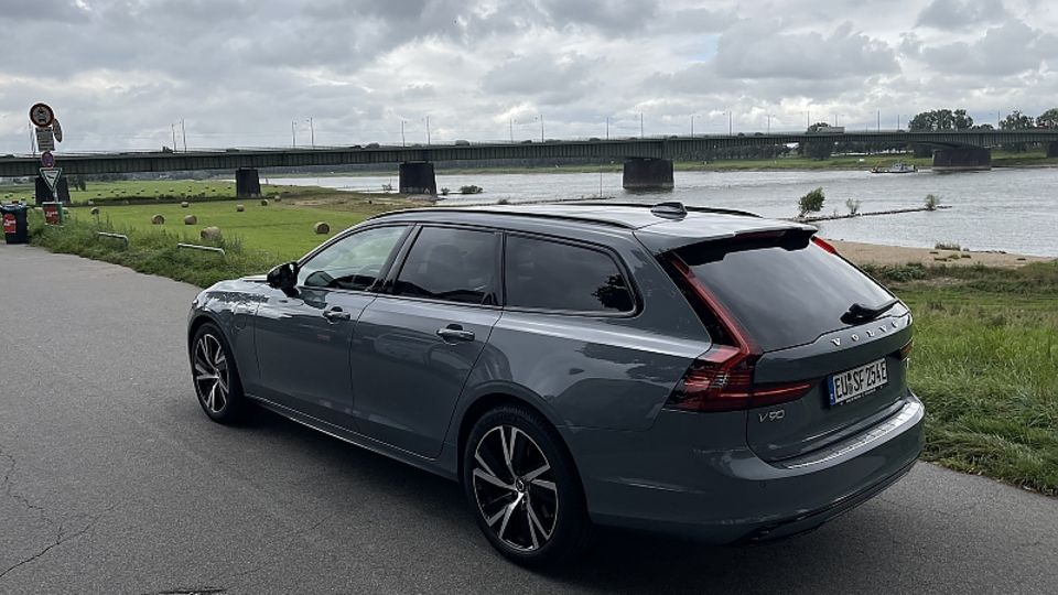 Volvo V90 Recharge T6 AWD