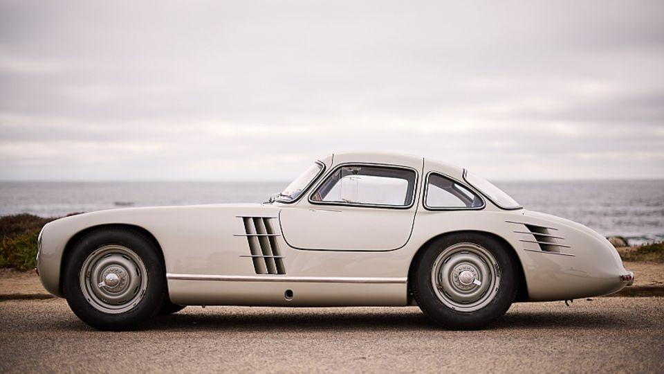 Mercedes 300 SL W 194/11 - der Hobel