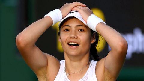 18-jährige US-Open-Gewinnerin: Emma Raducanu