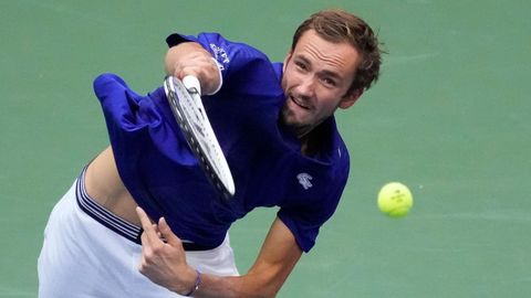 Daniil Medwedew gewann gerade die US Open und gehört im Tenniszirkus zu den Topverdienern