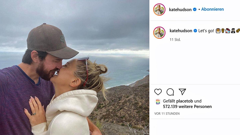 Vip News: Kate Hudson gibt Verlobung mit Danny Fujikawa bekannt