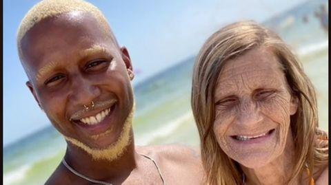 Quran McCain (l.) und Cheryl McGregor
