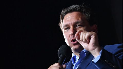 Floridas Gouverneur Ron DeSantis