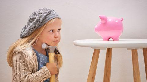 Wer früh anfängt, fürs Kind zu sparen, kann auf ordentliche Summen kommen