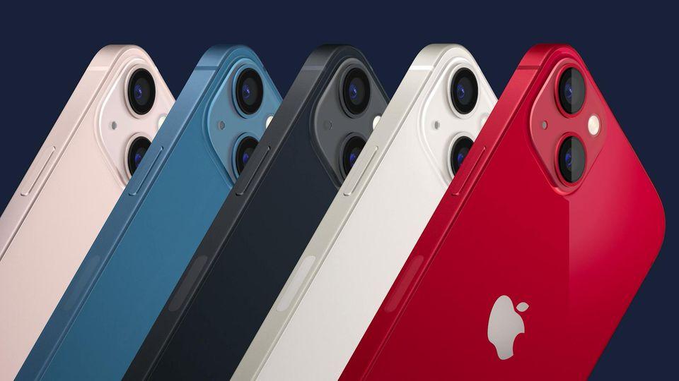 iphone 13 farben