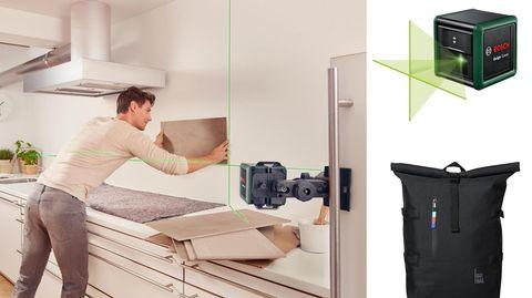 Gewinnspiel: Nachhaltiger Heimwerken? Das geht #LikeABosch