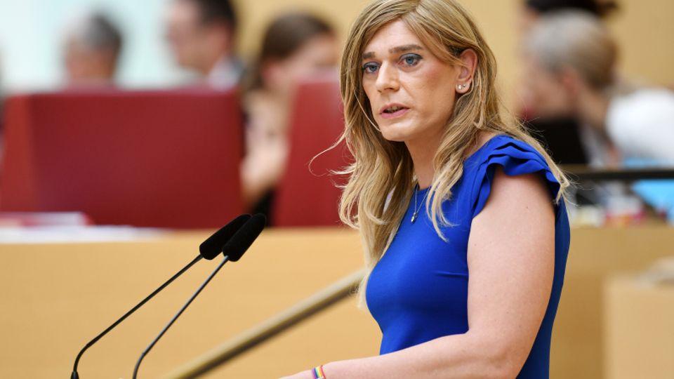 Grünen-PolitikerinTessa Ganserer