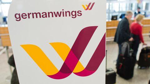 Logo von Germanwings