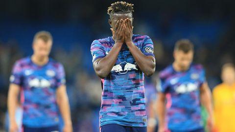 6:3 bei Manchester City: Leipzig bekommt derbe Abreibung von Guardiola
