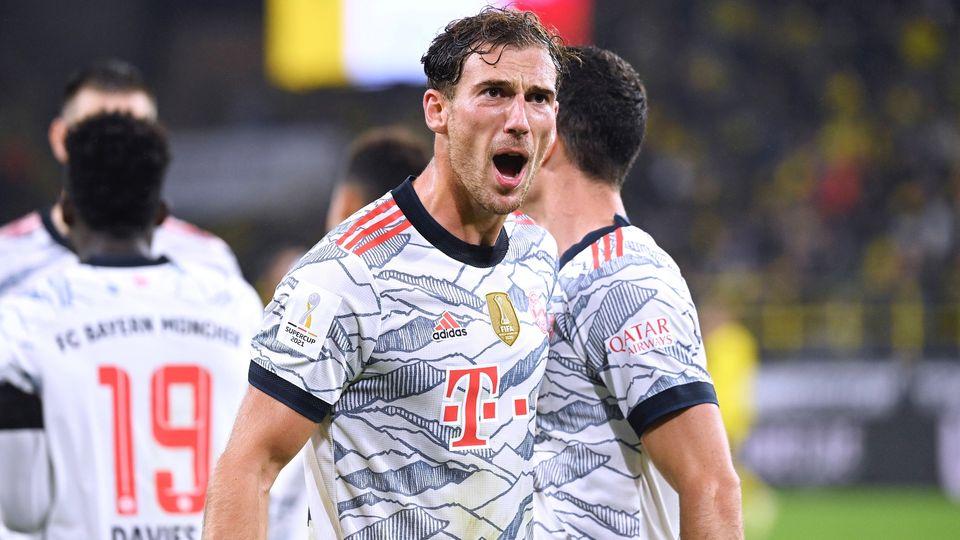 ONLY GERMANY Leon Goretzka FC Bayern 2021