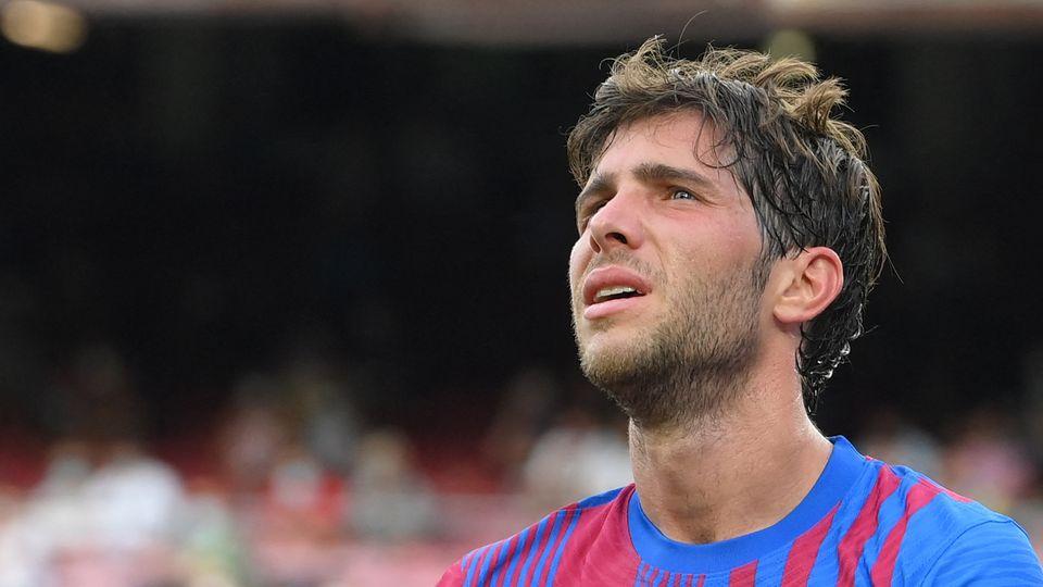 Sergi Robert FC Barcelona 2021