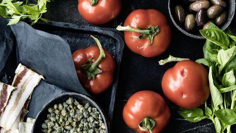 Drei Tomatensaucen