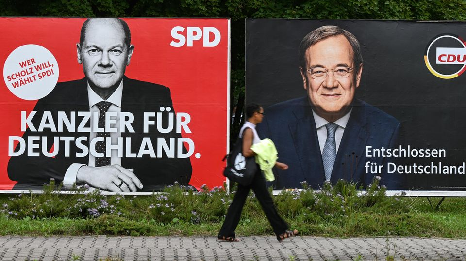 Bundestagswahl: Wer hat Angst vorm roten Mann? Oder: Muss es wirklich immer die Union sein?