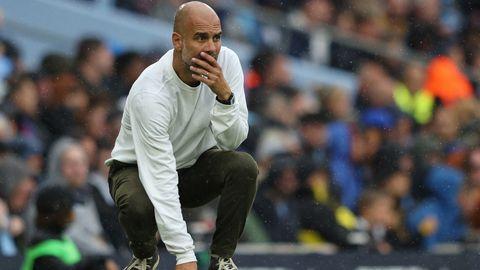 Pep Guardiola Manchester City 2021