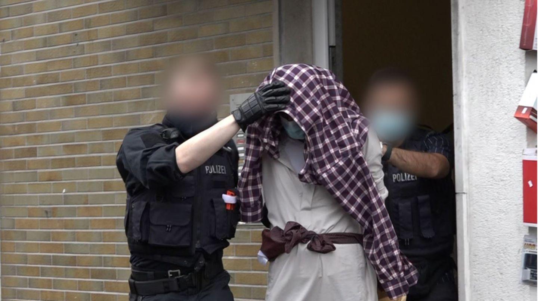 Festnahme Hagen