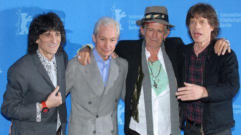 Vip-News: Ronnie Wood bedankt sich nach Charlie Watts' Tod bei den Fans