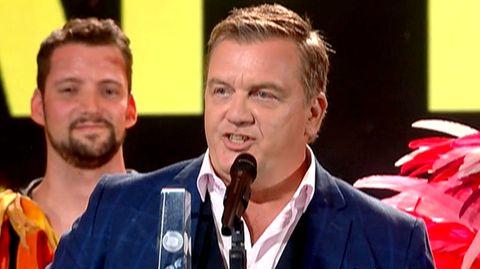 Hape Kerkeling beim Deutschen Fernsehpreis