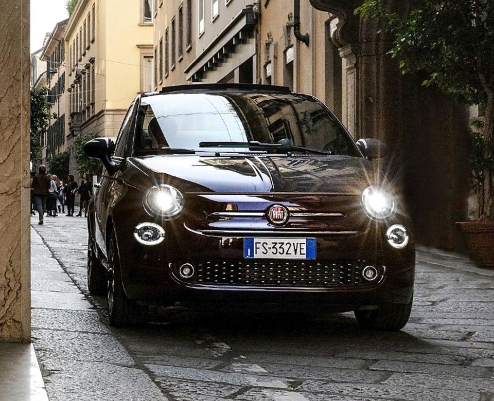 Fiat 500C 1.2