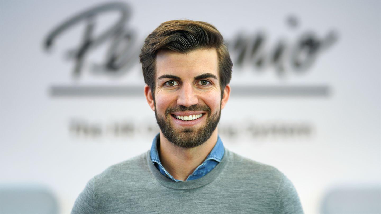 Personio-Mitgründer und CEO Hanno Renner