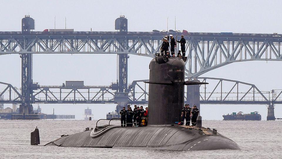 "U-Boot ""FNS Amethyste"""