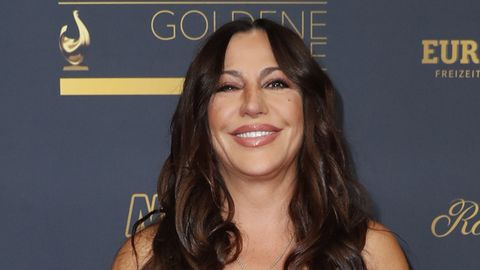 Vip-News: Schauspielerin Simone Thomalla bei der Verleihung des Medienpreises Goldenen Henne